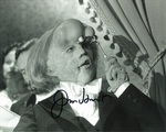 John Hurt - The Elephant Man, 10x 8 picture. This is an original autograph and not a copy. 10365